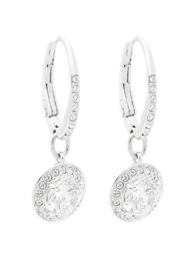 Swarovski Swarovski Boucles d'oreilles Angelic Pe Drop Light 5142721 Argent
