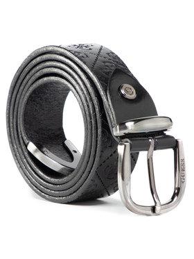 Guess Guess Cintura da uomo Not Coordinated Belts BM7275 LEA35 Nero