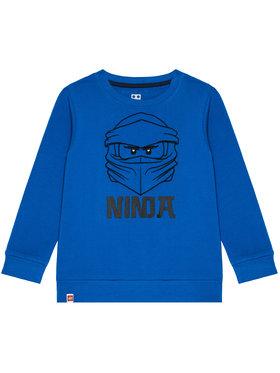 LEGO Wear LEGO Wear Bluza 12010119 Niebieski Regular Fit