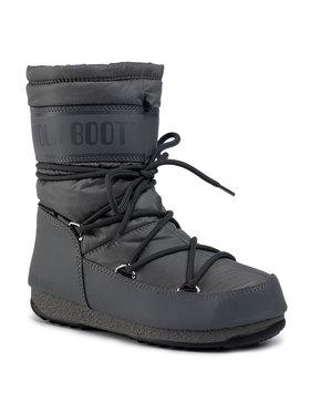 Moon Boot Moon Boot Čizme za snijeg Mid Nylon Wp 24009200006 Siva