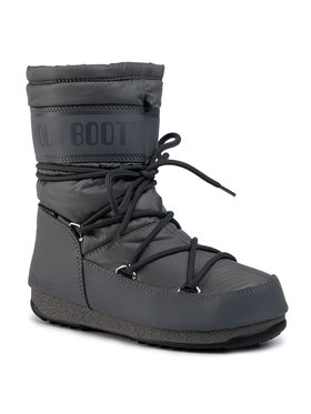 Moon Boot Moon Boot Stivali da neve Mid Nylon Wp 24009200006 Grigio