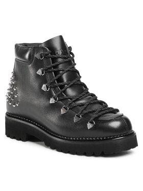 KARL LAGERFELD KARL LAGERFELD Planinarske cipele KL42853 Crna