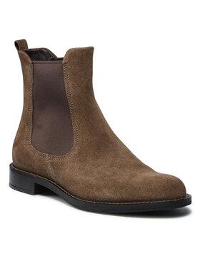 ECCO ECCO Chelsea cipele Sartorelle 25 26650305175 Smeđa