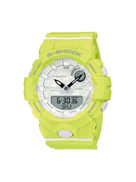 G-Shock G-Shock Hodinky GMA-B800-9AER Žltá
