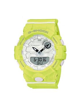 G-Shock G-Shock Zegarek GMA-B800-9AER Żółty