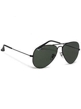 Ray-Ban Ray-Ban Okulary przeciwsłoneczne Aviator Classic 0RB3025 L2823 Czarny