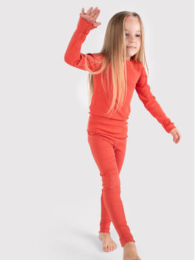 Coccodrillo Coccodrillo Džemperis ZC1143103EVG Oranžinė Regular Fit