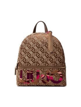 Liu Jo Liu Jo Ruksak M Backpack NF1210 T6438 Smeđa