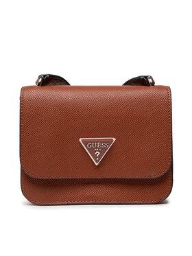 Guess Guess Handtasche Noelle (ZG) Mini HWZG78 79780 Braun