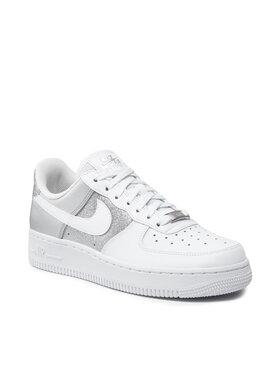 Nike Nike Boty Air Force 1 '07 DD6629 100 Bílá