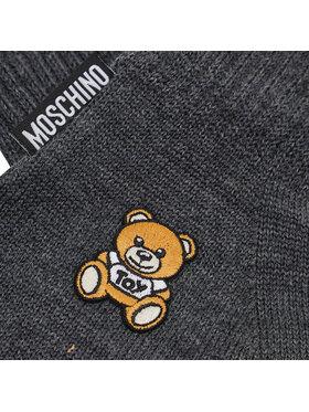 MOSCHINO MOSCHINO Dámske rukavice 65162 0M2097 Sivá