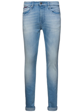 Tommy Jeans Tommy Jeans Jeans Slim Fit DM0DM03948 Blu Slim Fit