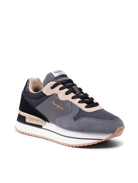 Pepe Jeans Pepe Jeans Sneakers Rusper Teen PLS31261 Grigio
