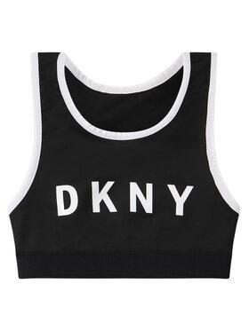 DKNY DKNY Biustonosz D35Q55 M Czarny