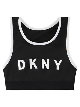 DKNY DKNY Podprsenka D35Q55 M Čierna