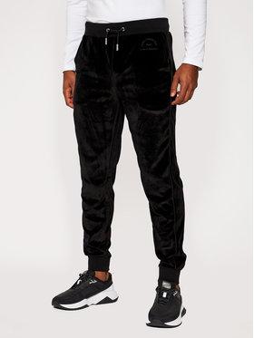 KARL LAGERFELD KARL LAGERFELD Spodnie dresowe Sweat 705030 502912 Czarny Regular Fit