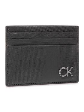 Calvin Klein Calvin Klein Étui cartes de crédit Cardholder 6Cc K50K506749 Noir