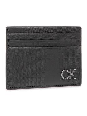 Calvin Klein Calvin Klein Etui pentru carduri Cardholder 6Cc K50K506749 Negru
