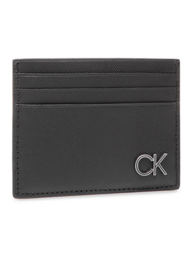 Calvin Klein Calvin Klein Θήκη πιστωτικών καρτών Cardholder 6Cc K50K506749 Μαύρο