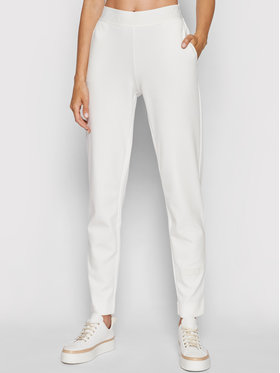 JOOP! Joop! Παντελόνι φόρμας 58 JJE702 Tadora 30027649 Λευκό Regular Fit