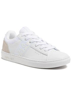 Napapijri Napapijri Sneakersy Willow NP0A4FKT Biały