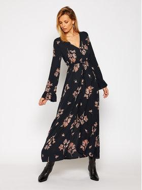Billabong Billabong Φόρεμα πουκάμισο Valleta U3DR13 BIF0 Μαύρο Regular Fit