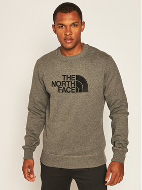 The North Face The North Face Džemperis Drew Peak Crew NF0A4SVRGVD1 Pilka Regular Fit