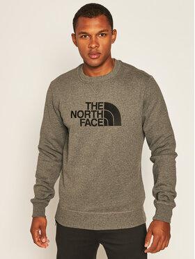 The North Face The North Face Sweatshirt Drew Peak Crew NF0A4SVRGVD1 Grau Regular Fit
