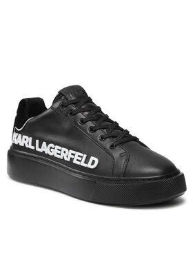 KARL LAGERFELD KARL LAGERFELD Sneakers KL62210 00X Negru