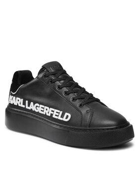 KARL LAGERFELD KARL LAGERFELD Sportcipő KL62210 00X Fekete