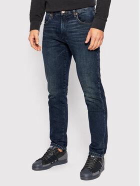 Wrangler Wrangler Jeansy Greensboro W15Q59366 Modrá Regular Fit