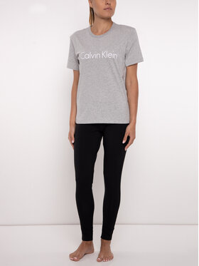 Calvin Klein Underwear Calvin Klein Underwear Colanți 0000D1632E Negru Slim Fit