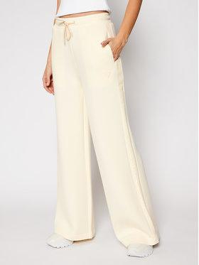 Guess Guess Pantaloni din material Scuba O1RA57 K7UW0 Bej Oversize