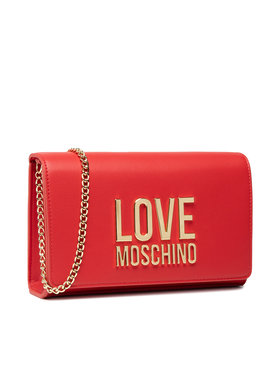 LOVE MOSCHINO LOVE MOSCHINO Rankinė JC4127PP1DLJ050A Raudona