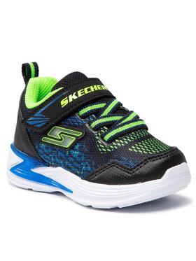 Skechers Skechers Sneakersy Derlo 90563N/BBLM Czarny