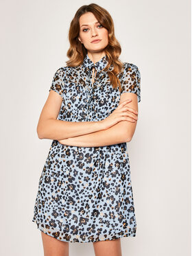 Liu Jo Liu Jo Vasarinė suknelė WA0139 T5441 Mėlyna Regular Fit