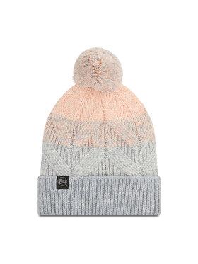 Buff Buff Шапкa Knitted & Fleece Hat 120855.017.10.00 Сірий