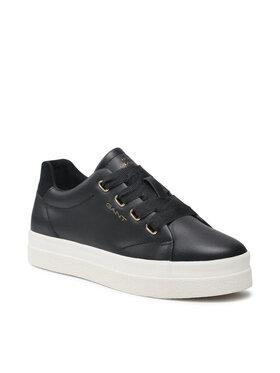 Gant Gant Sneakersy Avona 23531019 Čierna