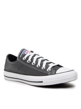 Converse Converse Plátenky Ctas Ox 171463C Sivá