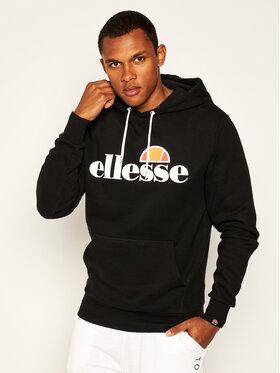 Ellesse Ellesse Sweatshirt Sl Gottero Oh SHC07407 Schwarz Regular Fit