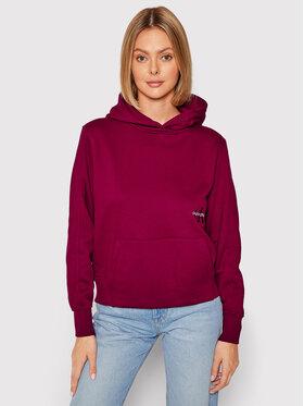 Calvin Klein Jeans Calvin Klein Jeans Суитшърт J20J216234 Розов Relaxed Fit