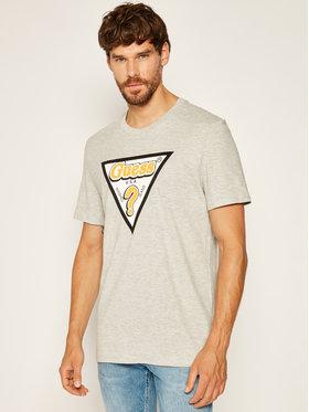 Guess Guess T-shirt Sticky Rn Ss Tee M0YI91 I3Z00 Gris Regular Fit