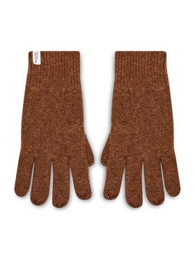 Selected Homme Selected Homme Herrenhandschuhe Slhcray Gloves B 16075405 Braun