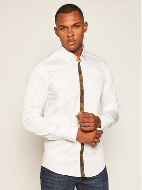 Rage Age Rage Age Camicia Prossessed 2 Bianco Regular Fit