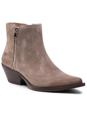 Carinii Carinii Členková obuv B5565 Sivá