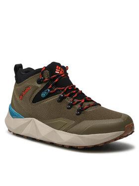 Columbia Columbia Chaussures de trekking Facet 60 Outdry BM3530 Vert