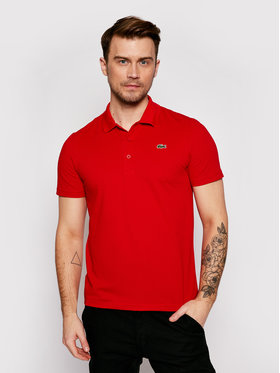 Lacoste Lacoste Tricou polo DH2881 Roșu Regular Fit