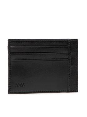 Boss Boss Pouzdro na kreditní karty Truck214 50446715 Černá