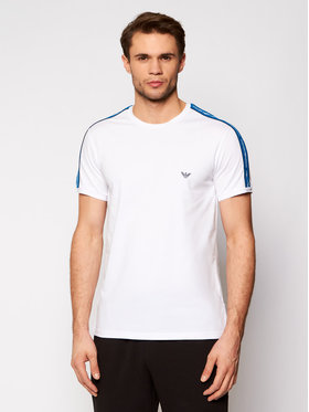 Emporio Armani Underwear Emporio Armani Underwear Tricou 111890 1P717 00010 Alb Regular Fit