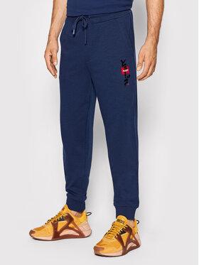 Hugo Hugo Pantalon jogging Dohagi 50448389 Bleu marine Regular Fit